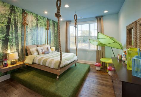 chambre garcon originale journey into this jungle themed kid 39 s room the chelsea