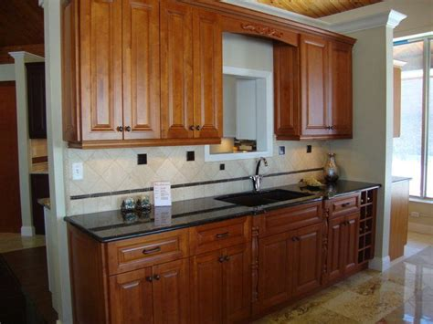 customized kitchen cabinets new line cabinetry shorewood honey with antique brown 3066