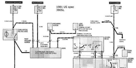 Help With Original Radio Wiring Mercedes Benz