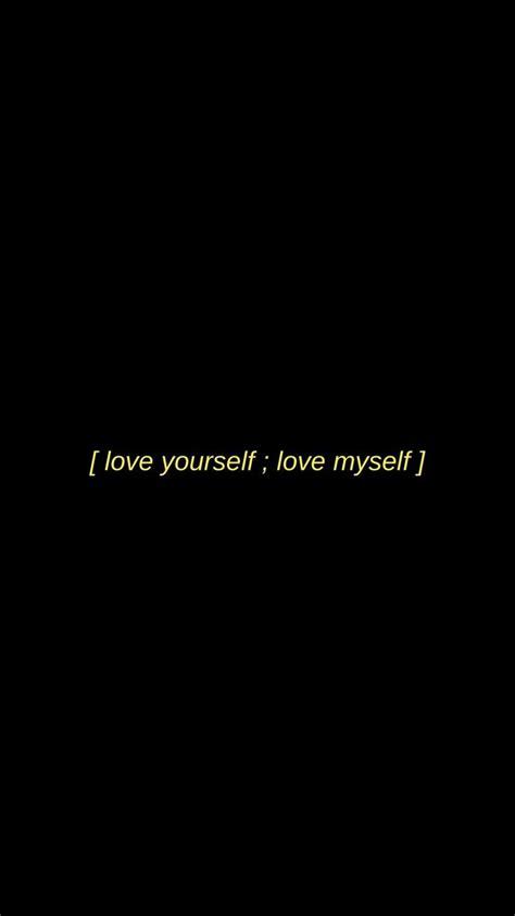 self isn t selfish it s important black aesthetic