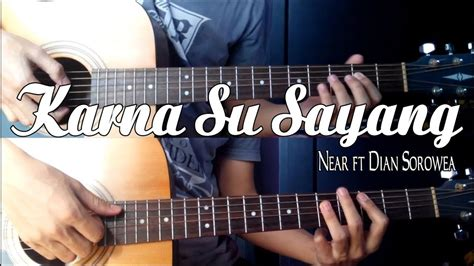 Near Feat. Dian Sorowea (acoustic Guitar