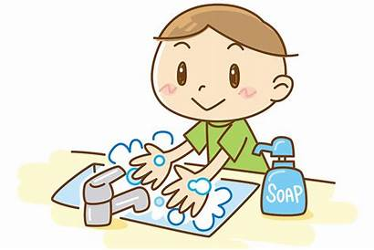 Washing Hands Clipart Wash Clip Soap There
