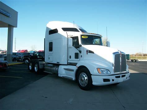 2009 kenworth truck 2009 kenworth t660 stocknum st7425 nebraska kansas iowa