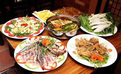 cuisine vietnamienne pot au feu aux fruits de mer lẩu hải sản