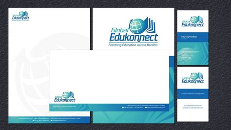 Portfolio Of Our Stationery Design Projects LogopieLogopie