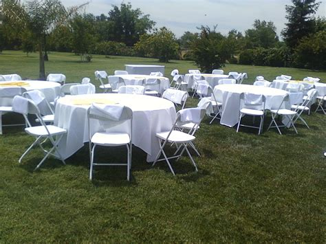 tables fresno rental and supplies