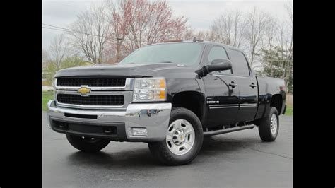 chevy hd ltz   vortec loaded leather