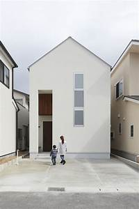 Small Modern House In Kyoto With Wood Interiors
