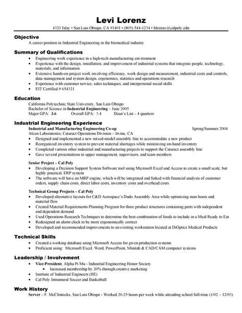 engineering resume engineering resume