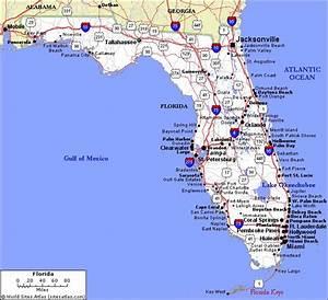florida west coast cities