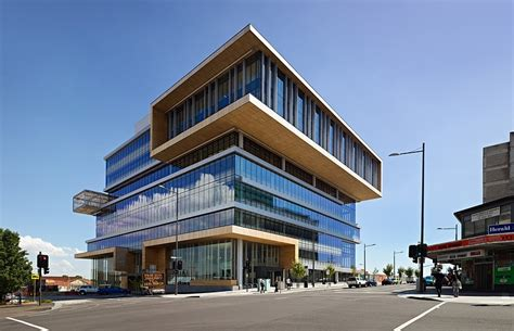 home building designs dandenong government services offices architecture