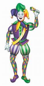Mardi Gras Jester Clipart (17+)