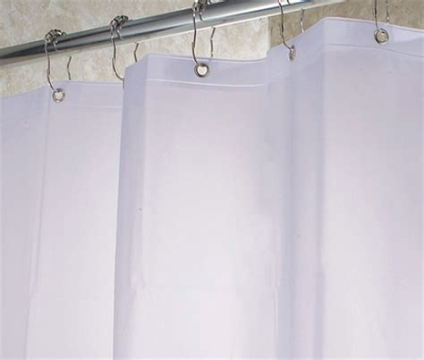 washing your shower curtain liner either a brand new or a