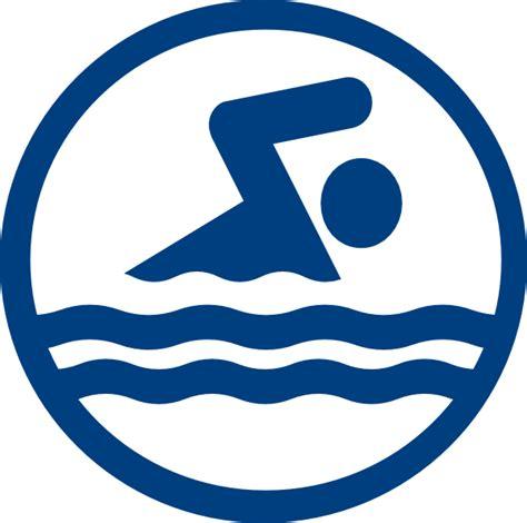 Swimming Clip Swim Logo Icon Clip At Clker Vector Clip