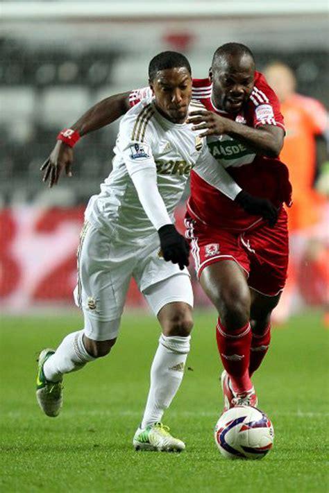 Soccer – Capital One Cup – Quarter Final – Swansea City v ...