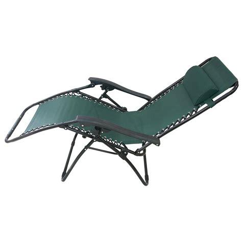 chaise longue transat transat textilene