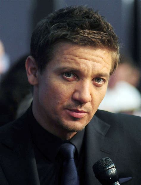 Cele Bitchy Jeremy Renner Will Rendition His Way Into