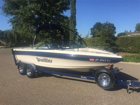 Malibu Lxi Boats For Sale by Malibu Sunsetter Lxi 1999 For Sale For 18 500 Boats