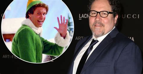 jon favreau elf jon favreau made nothing from elf director reveals will