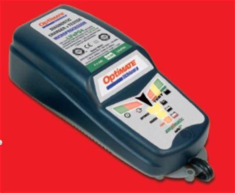 chargeur batterie lithium chargeur testeur de batteries lifepo4 optimate lithium