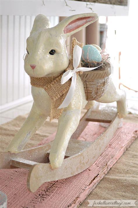 Vintage Easter Decor Milf Nude Photo