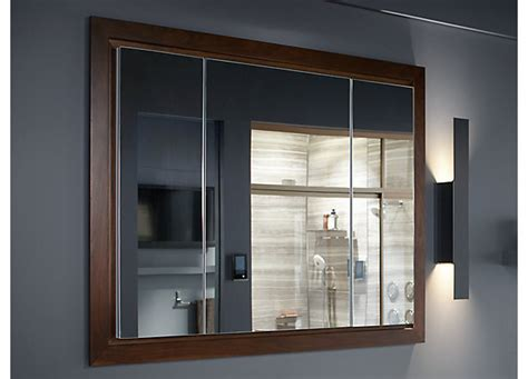 medicine cabinets mirrors guide bathroom kohler