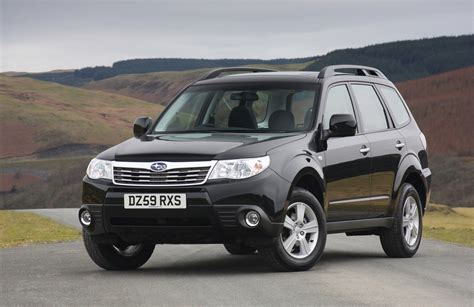 2012 Subaru Forester Reviews by Subaru Forester Estate Review 2008 2012 Parkers