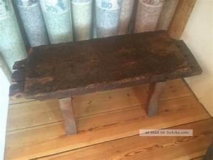 Tisch Aus Alten Balken : bank tisch aus 500 jahre altem hauseingangs balken von 1536 ad ~ Michelbontemps.com Haus und Dekorationen