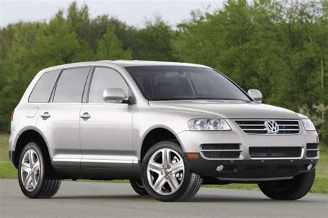 Volkswagen Touareg V10 Tdi Towing Capacity by Used 2007 Volkswagen Touareg Diesel Pricing For Sale