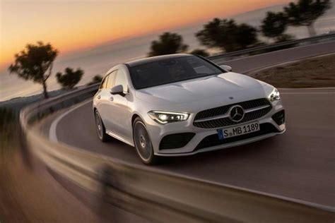 Les ventes de mercedes sla shooting brake 2021 sur le marché européen débuteront en septembre 2021 au prix d'environ 33 milliers d'euros. Fiche technique Mercedes CLA Shooting Brake 250 4Matic 2020