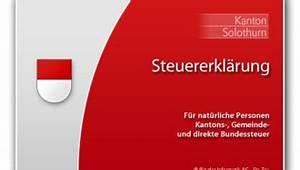 Grenzsteuersatz Berechnen : steueramt kanton solothurn ~ Themetempest.com Abrechnung