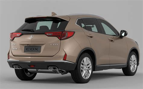 Acura And Honda by Comparison Acura Cdx 2017 Vs Honda Cr V Touring 2017