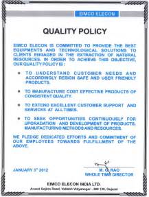 Pledge Sheet Template Iso 9001 Quality Policy Statement Exle The Best Free Manager 2017
