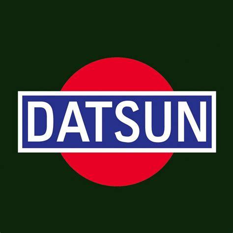 Datsun Logo by логотипы эмблемы шильдики марки Datsun