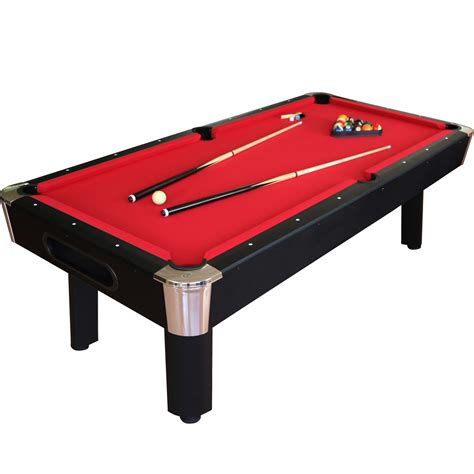 sears pool tables on sportcraft 8 39 red billiard table w table tennis top