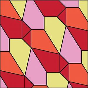Another, Made, Of, Irregular, Polygon, Shapes