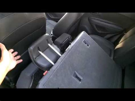 rear seats   chevy trax  opinion youtube