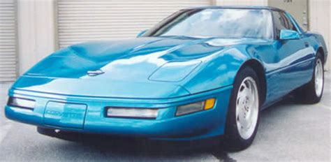 corvette specifications  search results