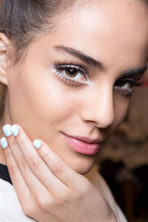 comment se maquiller les yeux comment choisir le maquillage pour agrandir les yeux archzine fr