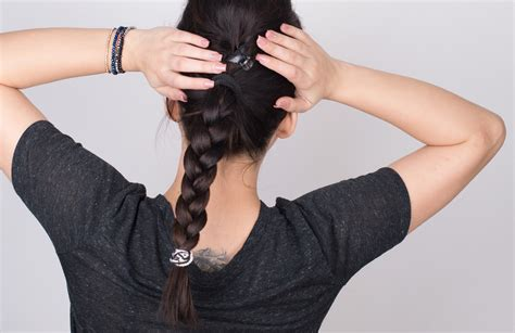 Shiny Hair by 3 Easy Ways To Get Shiny Hair With Pictures Wikihow