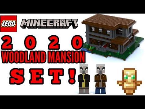 Minecraft Woodland Mansion Transformation