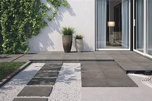 Modele De Terrasse Exterieur : quel carrelage ext rieur pour la terrasse ou le balcon ~ Teatrodelosmanantiales.com Idées de Décoration