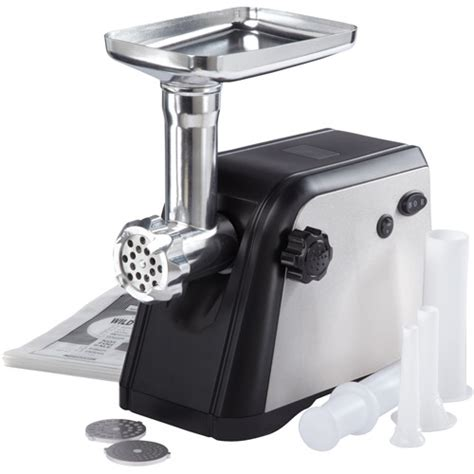 grinder walmart eastman outdoors heavy duty electric meat grinder walmart com