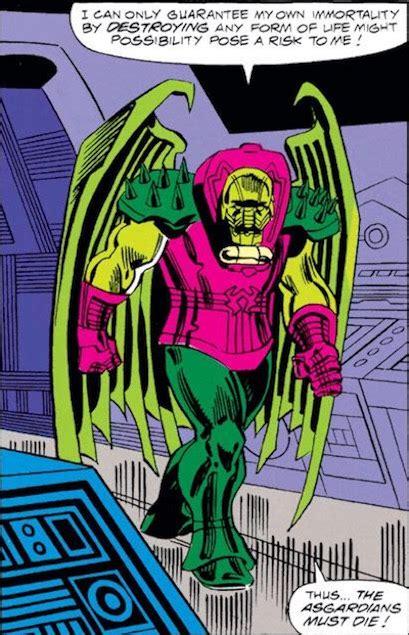 major fantastic  villain   avengers