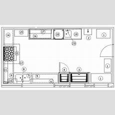 Small Commercial Kitchen Layout  Commercial Kitchen In