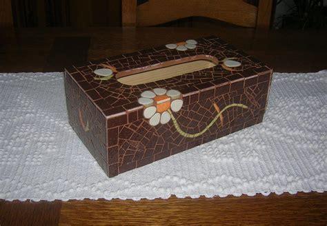 que faire avec une boite de mouchoir vide les passions de mimi boite a mouchoir