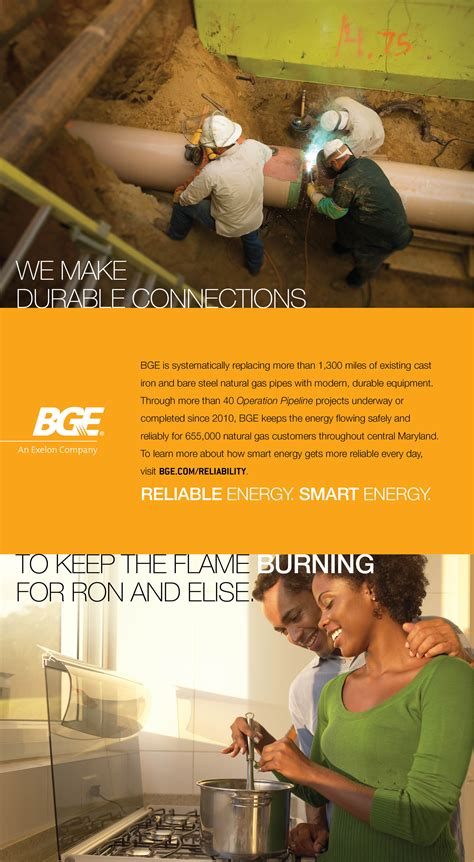 reliability baltimore gas  electric company