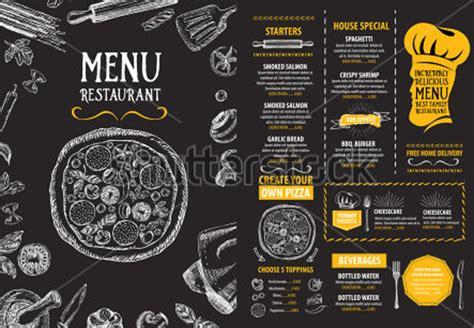 cafe menu templates sample templates