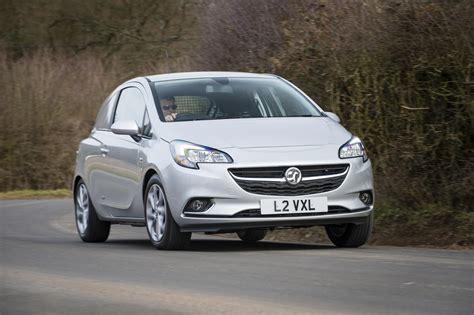 Vauxhall Corsavan Van Review