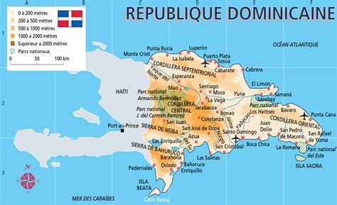 Punta Cana Carte Géographique Monde punta cana carte du monde arts et voyages